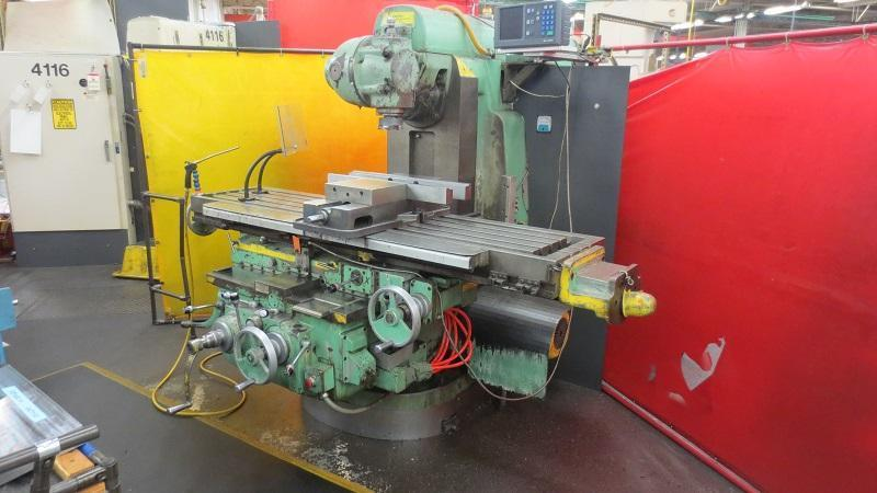 430-18 CINCINNATI Horizontal Milling Machine
