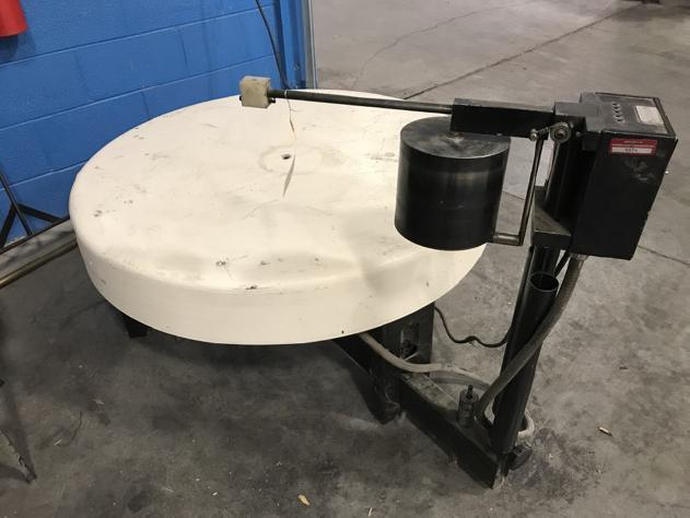 "3,500 LB x 42"" PA INDUSTRIES PALLET REEL"
