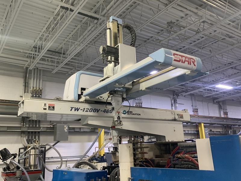 Star Automation Used TW-1200V-460V2 Servo Robot