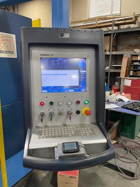 2006 Prima Syncrono 3015, 5x10, 4000 Watt Co2 CNC Laser System