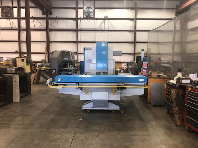 2000 Murata Motorum 2044, 4'x 8', 22 Ton, Servo Electric Turret Punch