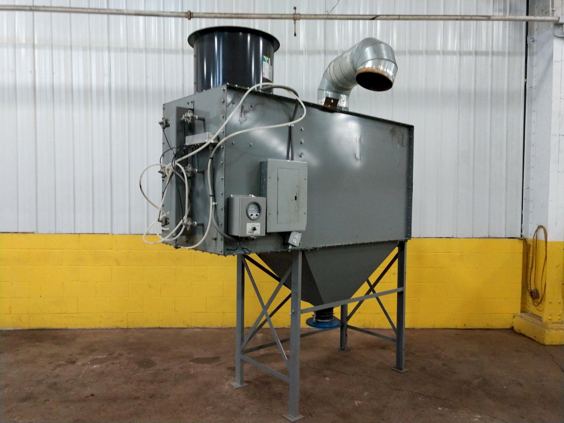 "24"" DAYTON MODEL 4TM85A DUST COLLECTOR: STOCK 13624"