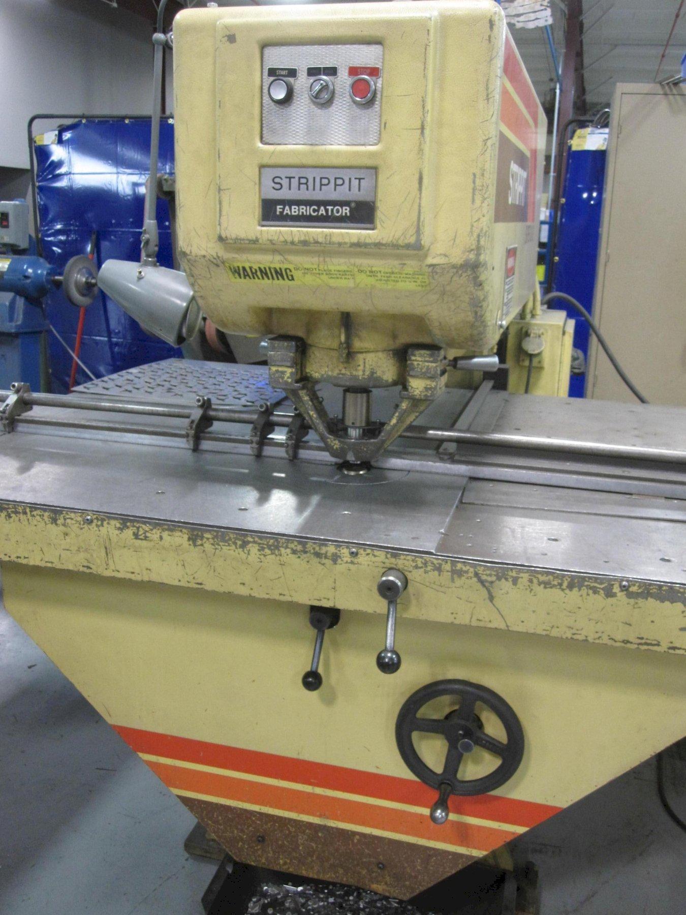 Strippit Super 30/30 Turret Punch Press