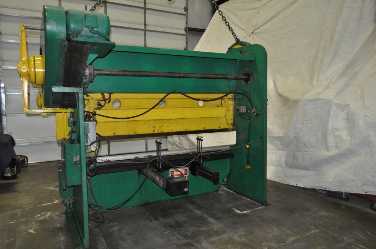 135 Ton Cincinnati Press Brake