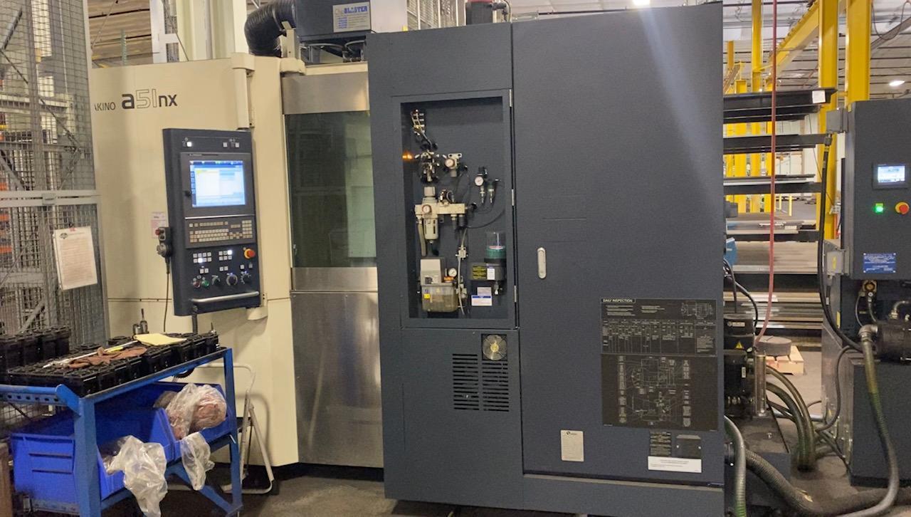 Makino MMC2 Machining Complex - Flexible Machining System