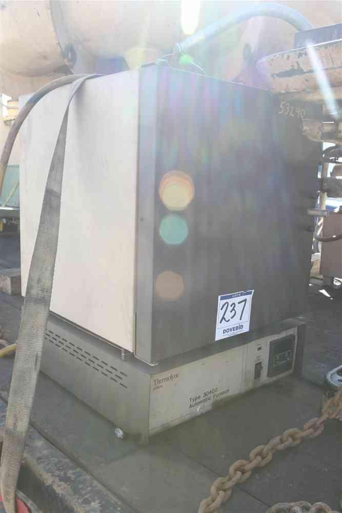 THERMOLYNE AUTOMATIC FURNACE: STOCK #53290