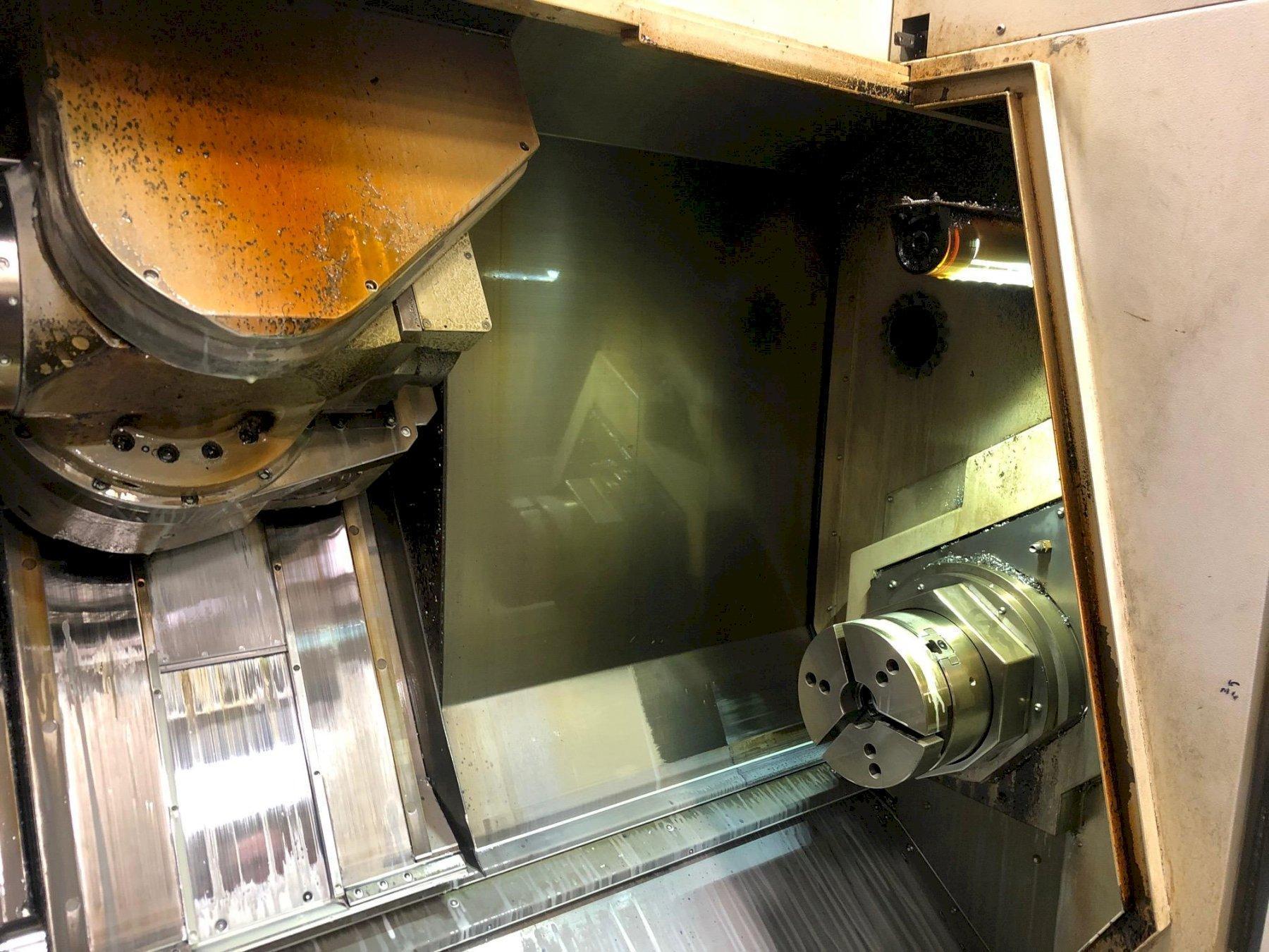 2007 Mazak Integrex 200-IVS - CNC Horizontal Lathe