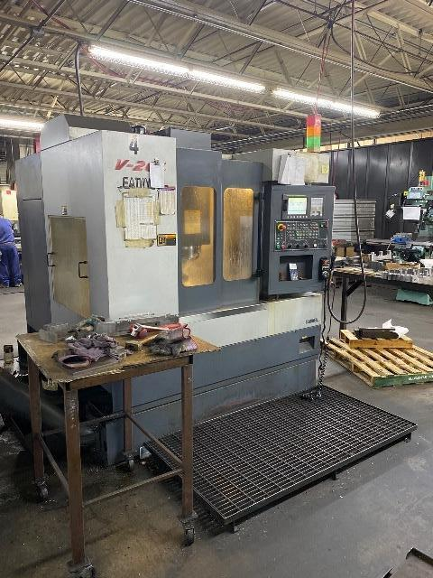 Leadwell V-20I  Vertical Machining Center (2011)