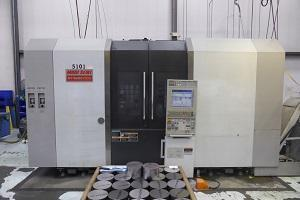Mori Seiki NT4250 DCG/1000SZ Multi-Axis Turning & Milling Center   Our stock number: 114183