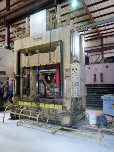 100 Ton AMINO Hydraulic Press