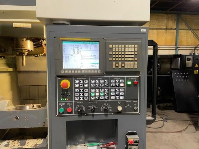 Leadwell V-20iT 5 Axis Vertical Machining Center (2012)