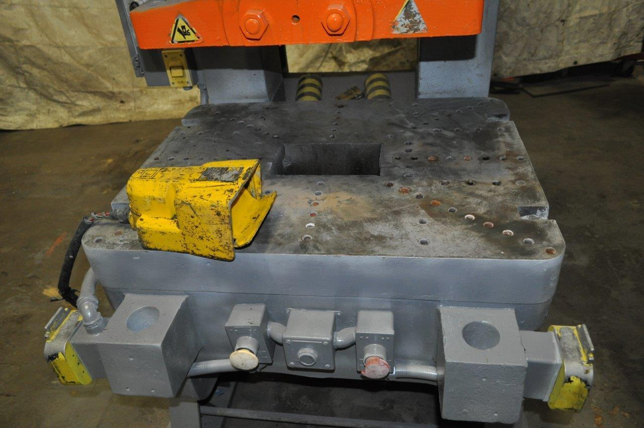 100 Ton Federal OBI Flywheel Type Press