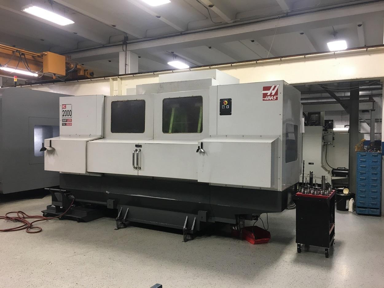 HAAS EC-2000
