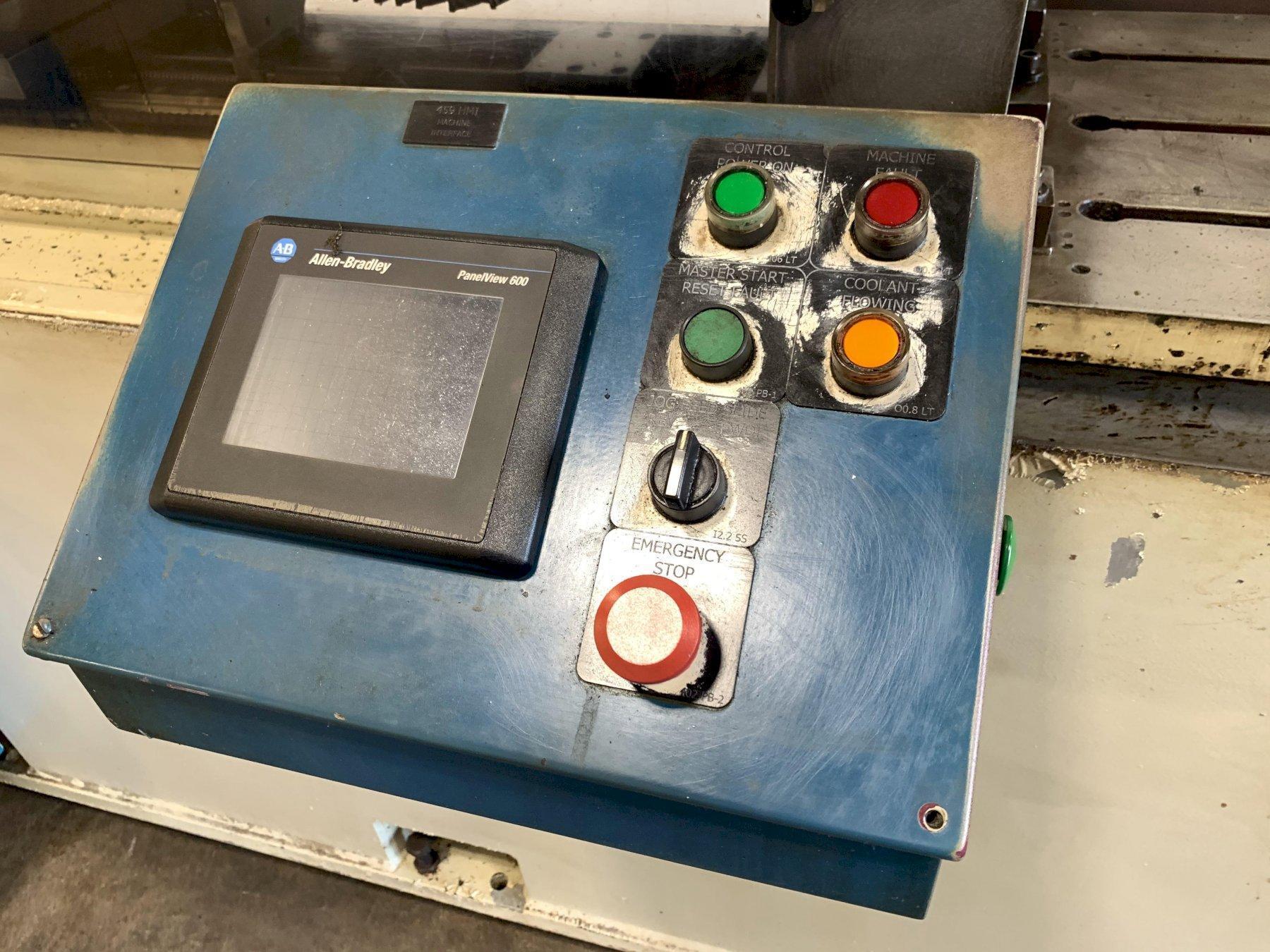 "¾ x 48"" TBT Nagel DM-75-1 Gun Drilling Machine"