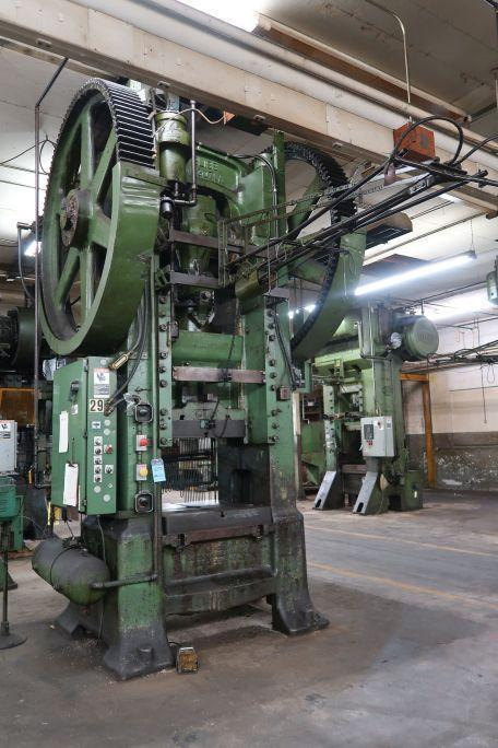 215 TON BLISS  #301-1/2A SSSC PRESS: STOCK #13297