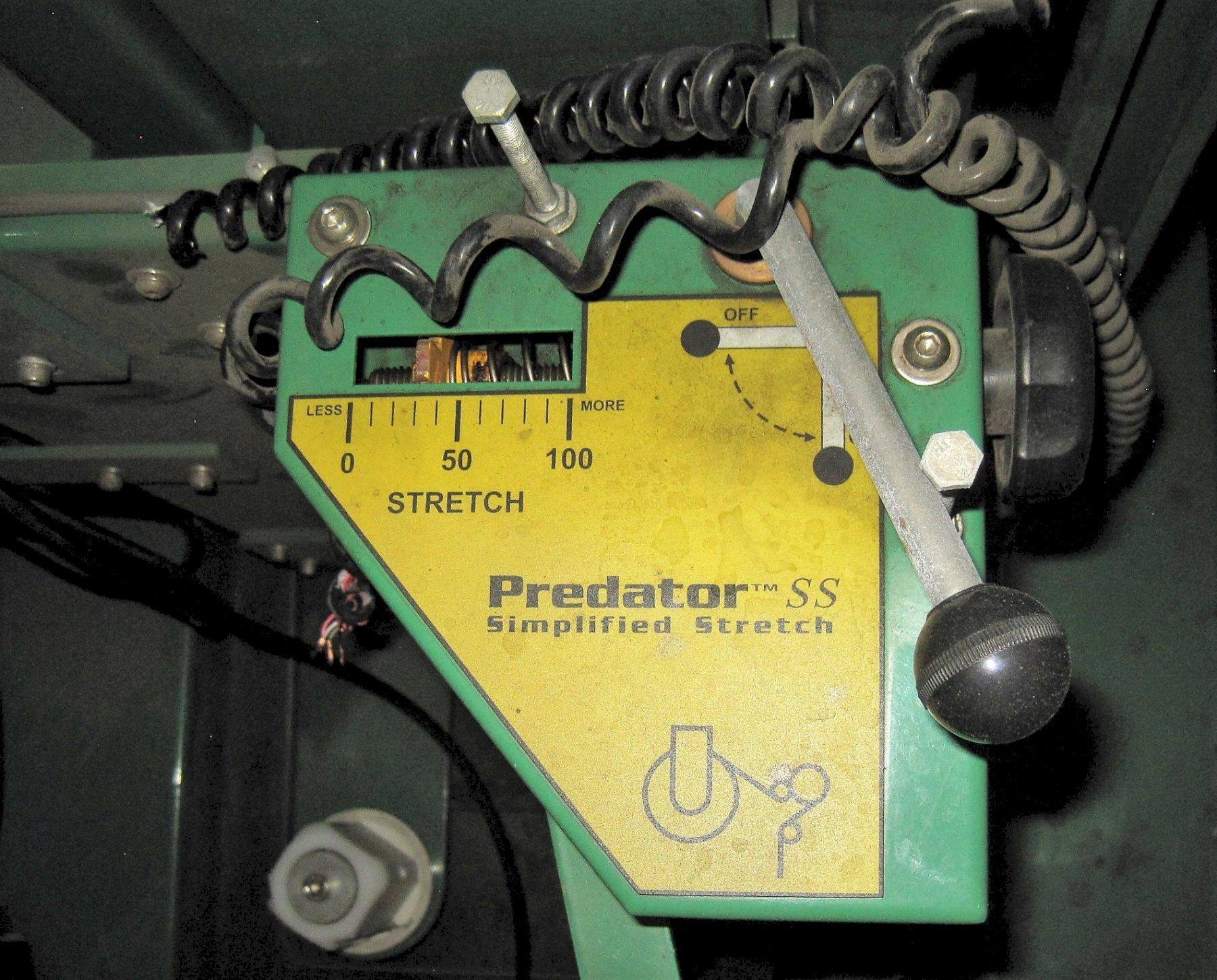 Predator SS  Stretch Wrapper