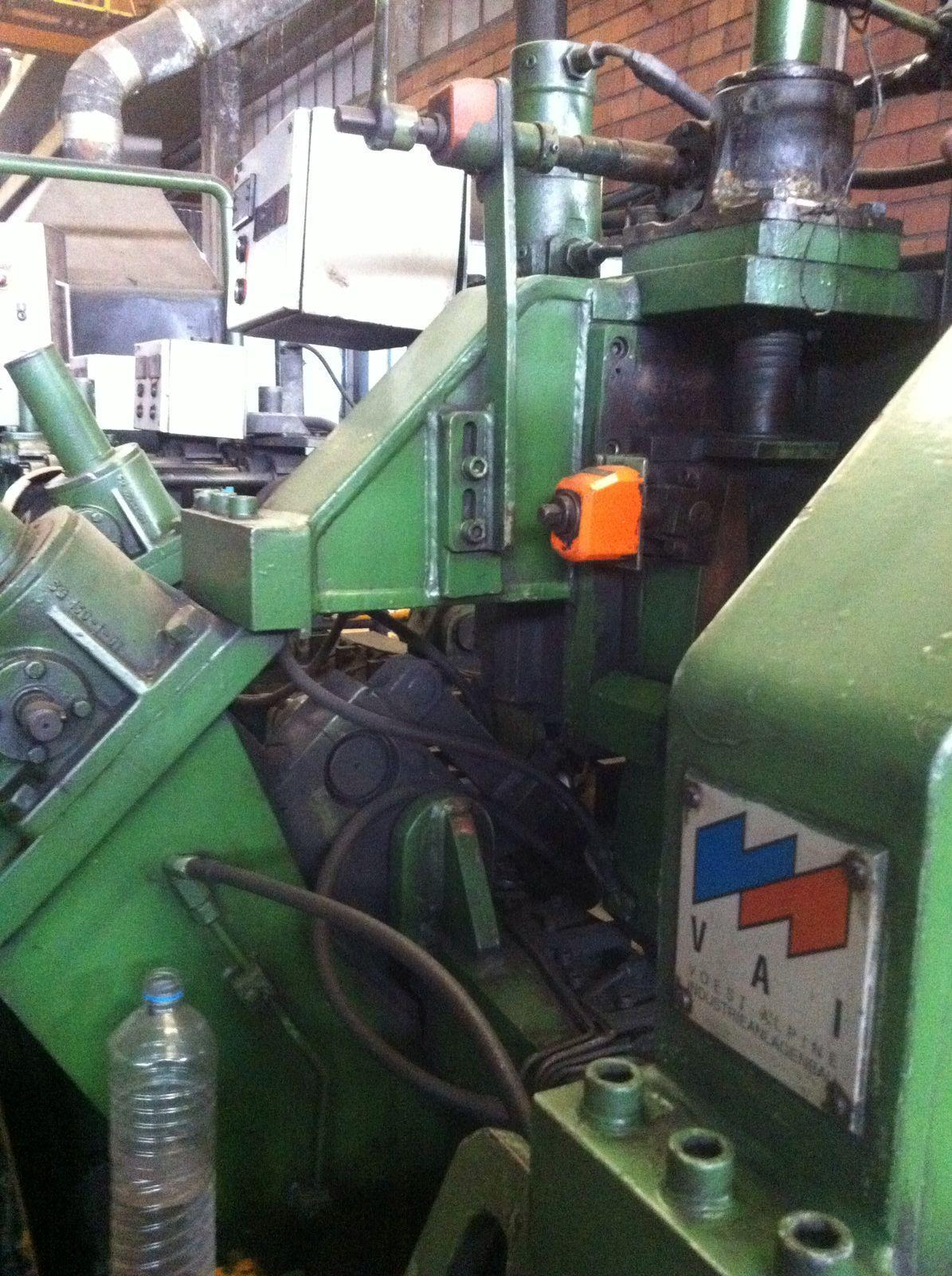 """5"""" (127mm) x 5.5mm Voest Alpine Tube Mill With Mair Packaging Line"""