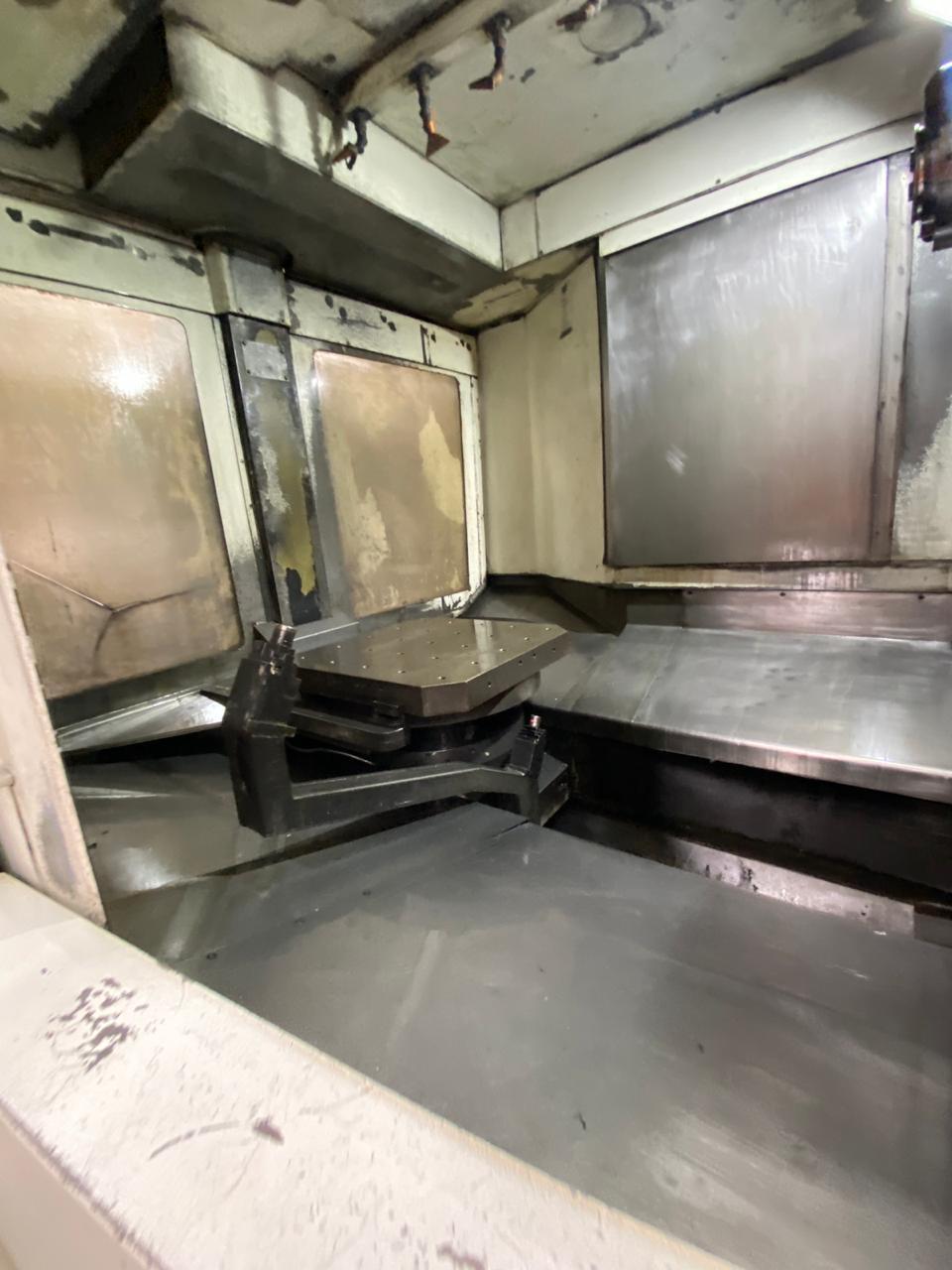 Kitamura MyCenter HX630i TGA CNC Horizontal Machining Center
