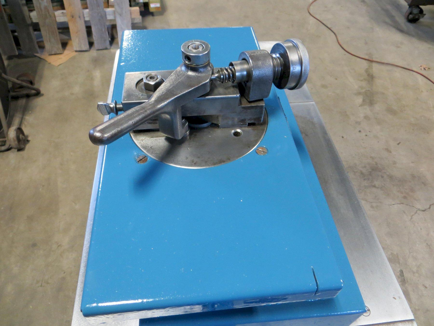 20 Ga Lockformer Pittsburgh w/ Power Flanging Attachment