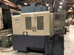 OKK VM5 II CNC Vertical Machining Center (2003)