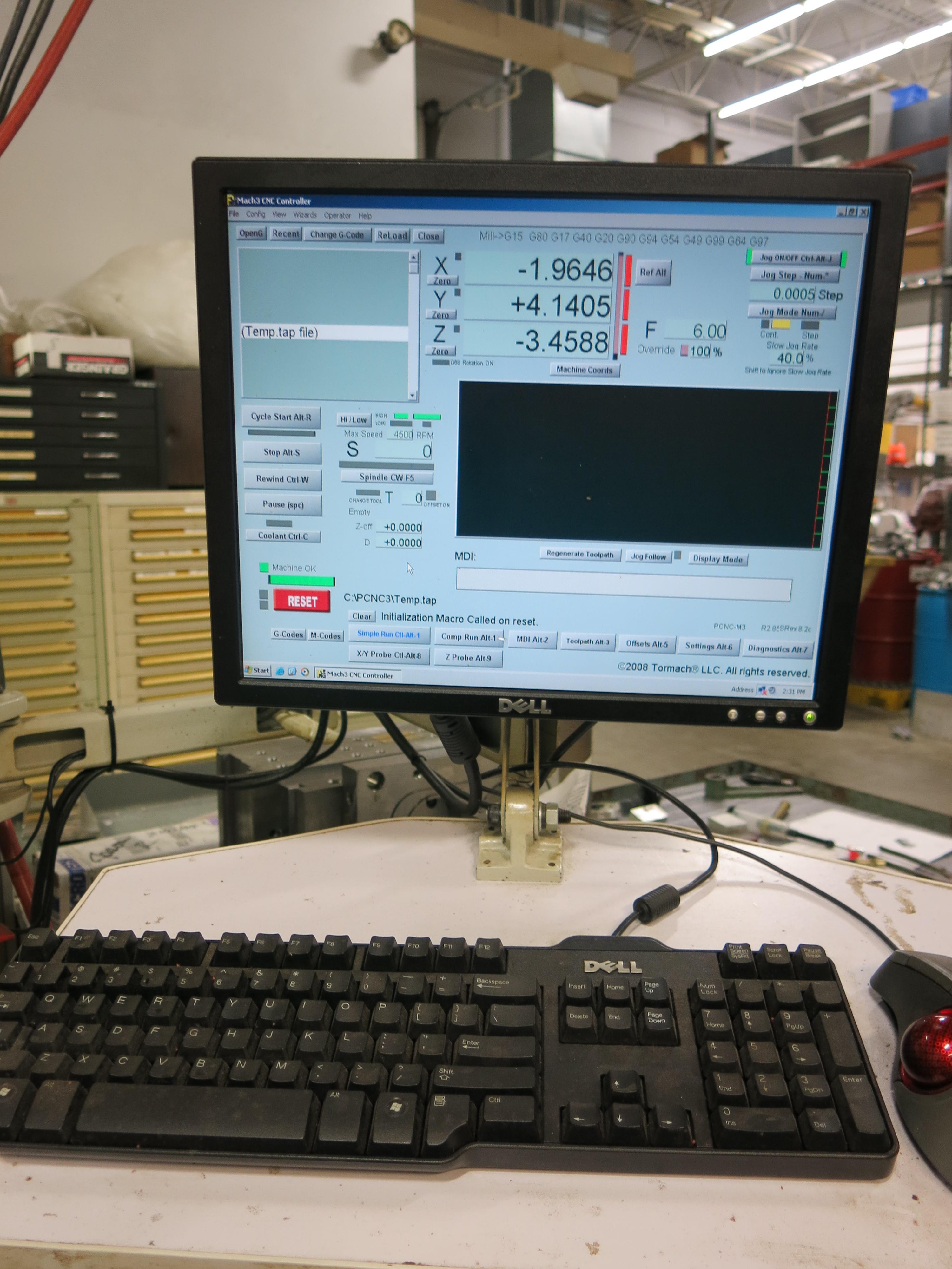 TORMACH PCNC1100 - Machining Centers, Vertical | Machine Hub