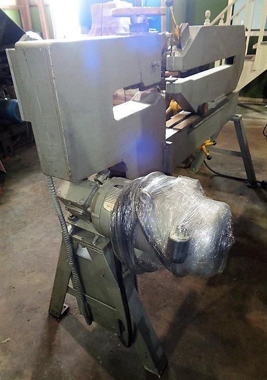 """3/16"""" x 52"""" May Tool Ring & Circle Shear Model MTC-52X"""
