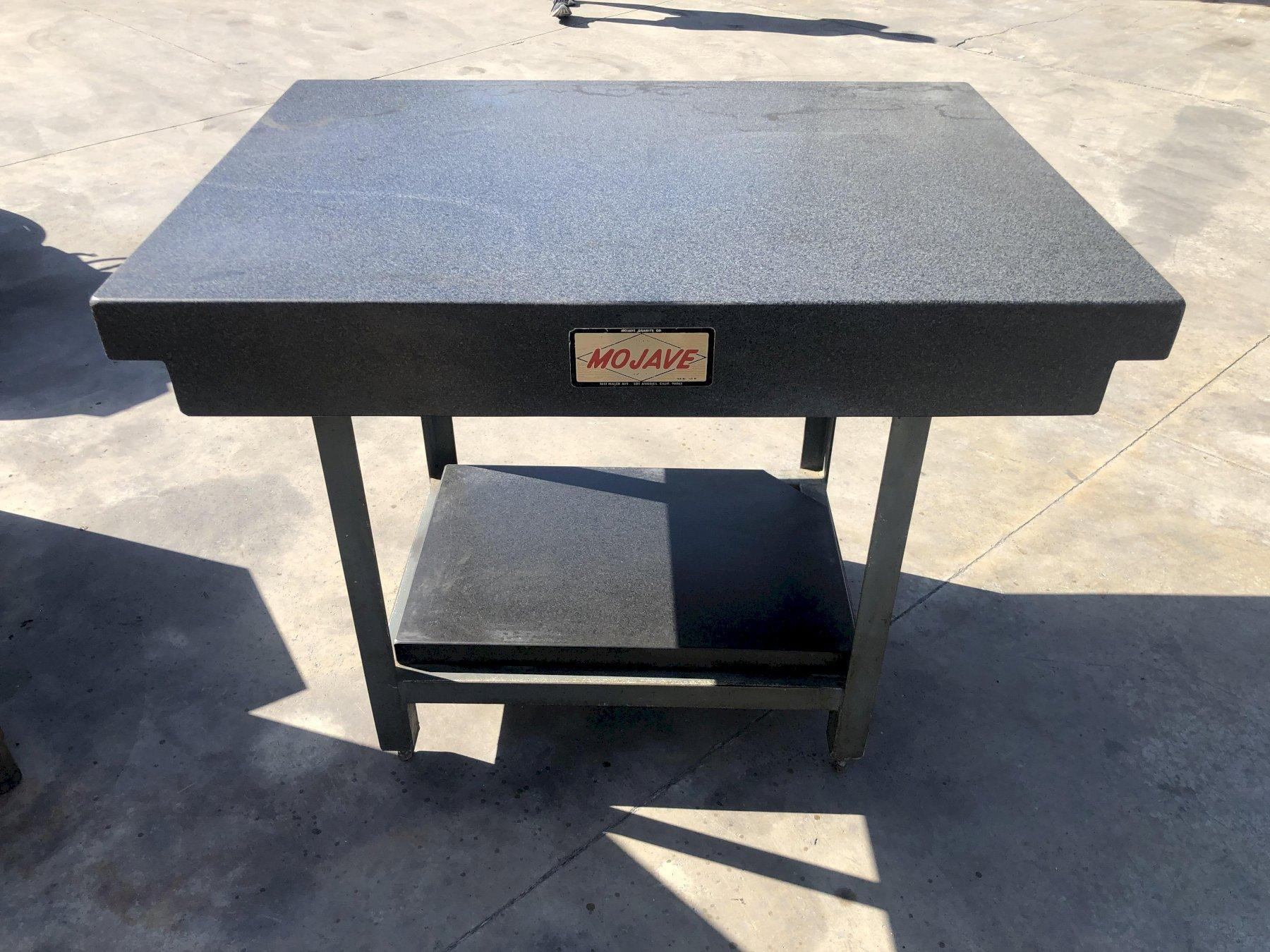 Mojave W.F. Long Surface Granite Plate 48