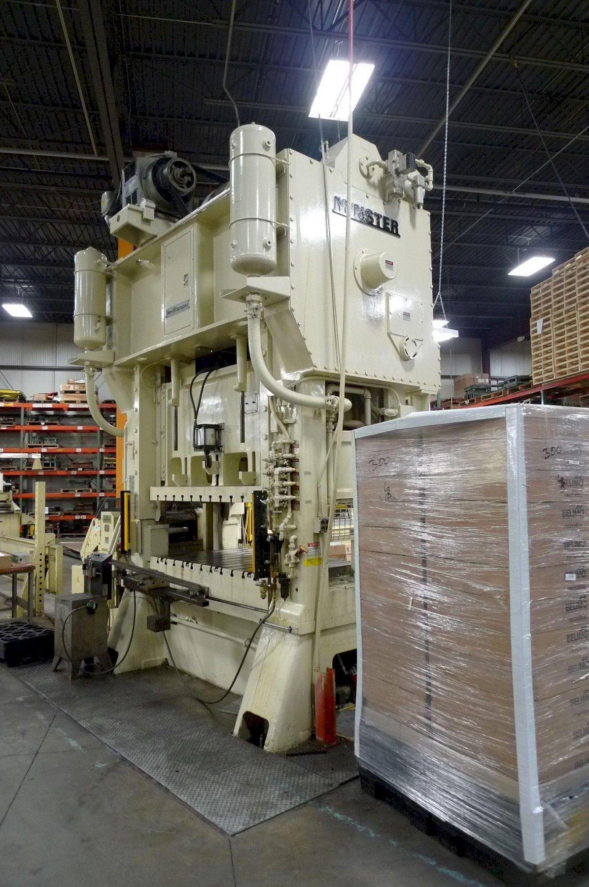 200 Ton Minster SSDC Press