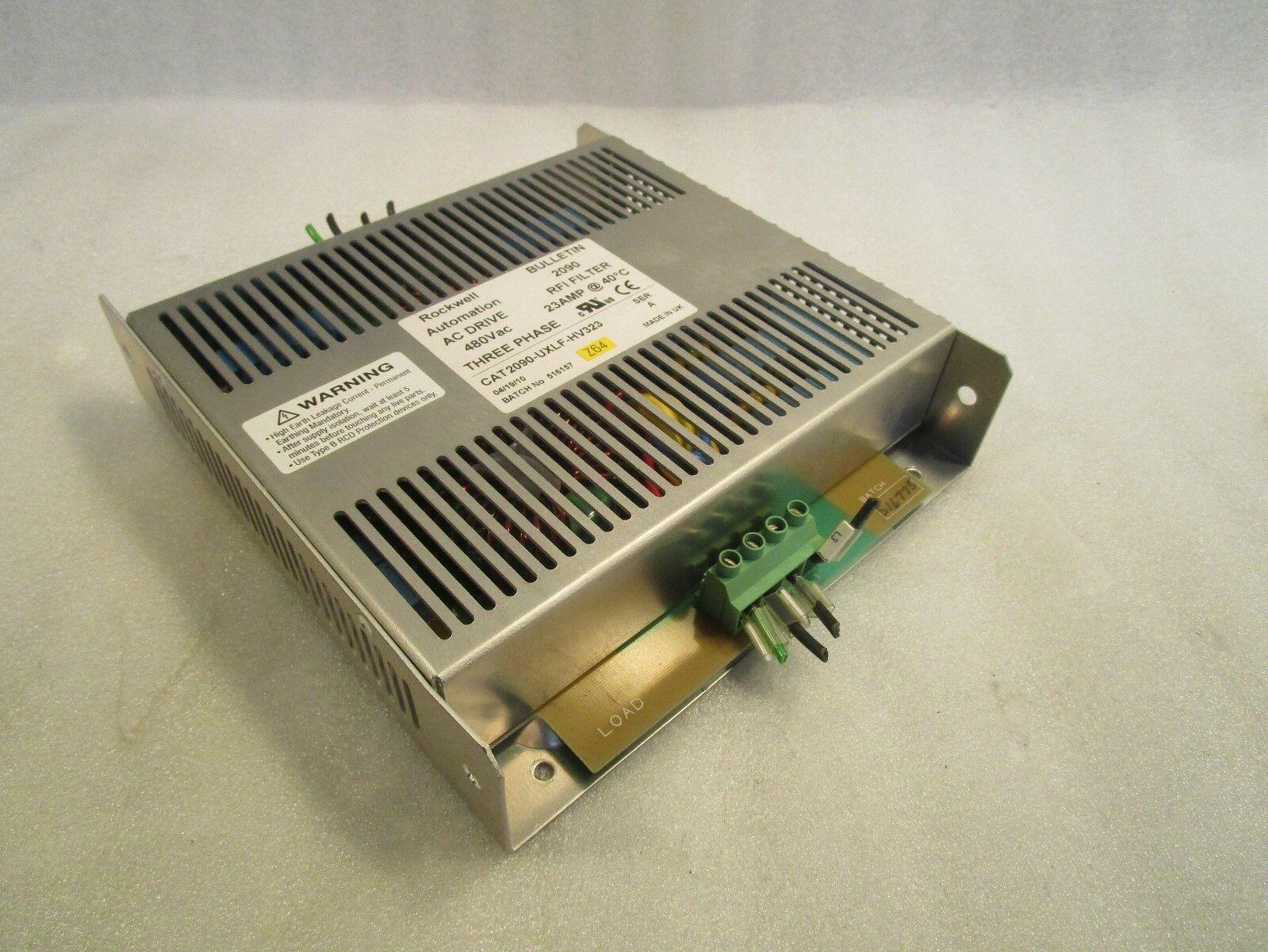 Rockwell Automation RFI Filter 2090 Cat 2090-UXLF-HV323
