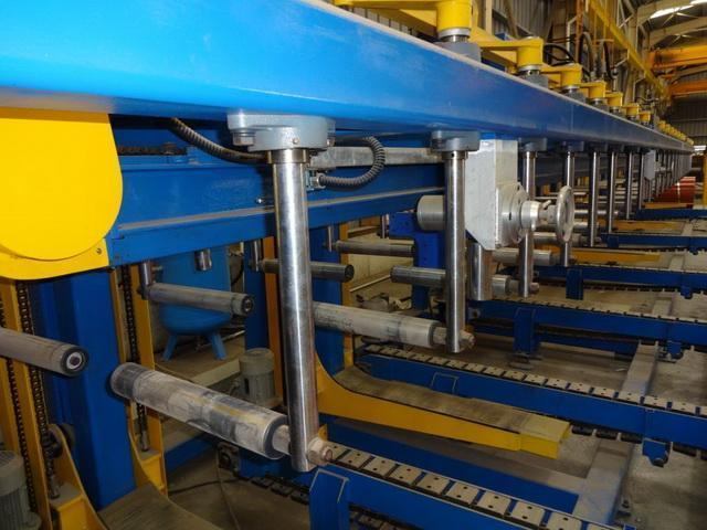 26 Stands (3 Cassette Type) Trapezoidal Steel Deck Roll Forming Line
