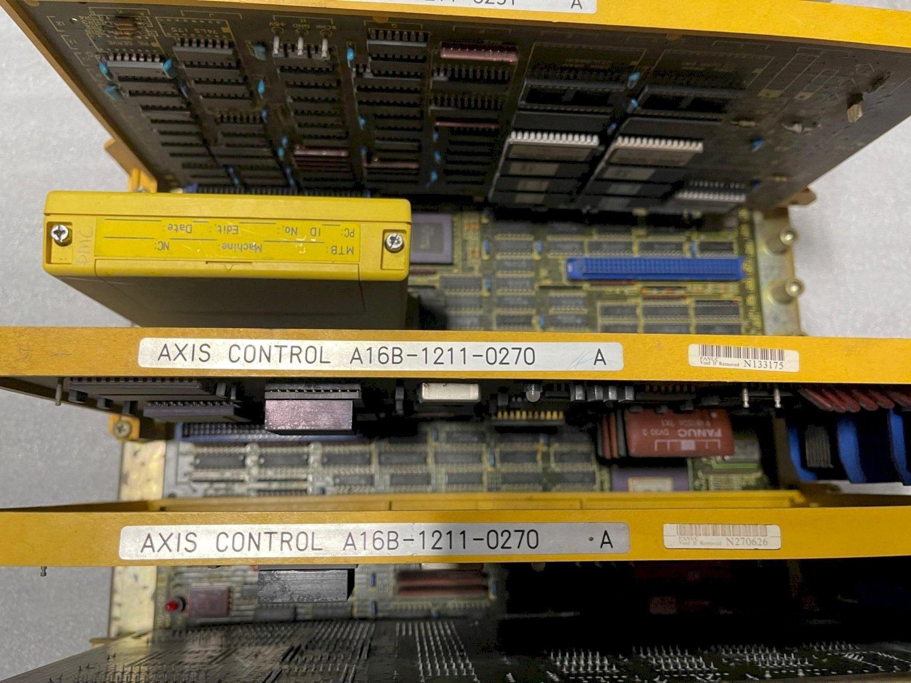 FANUC Operator Interface Board