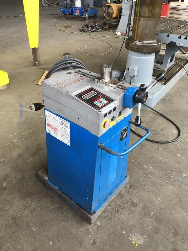 Ercolina ER50A Rotary Draw Bender (Top Bender)