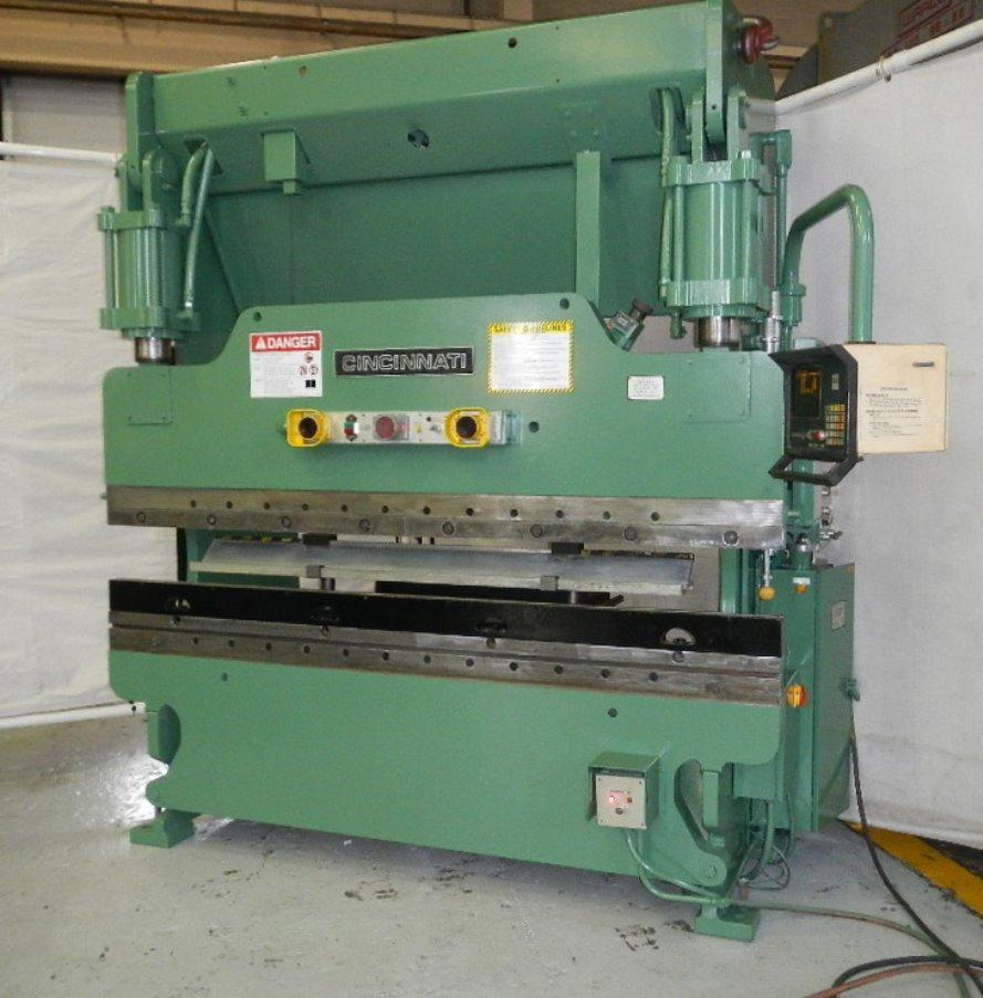 CINCINNATI MODEL 90CBX6 HYDRAULIC PRESS BRAKE