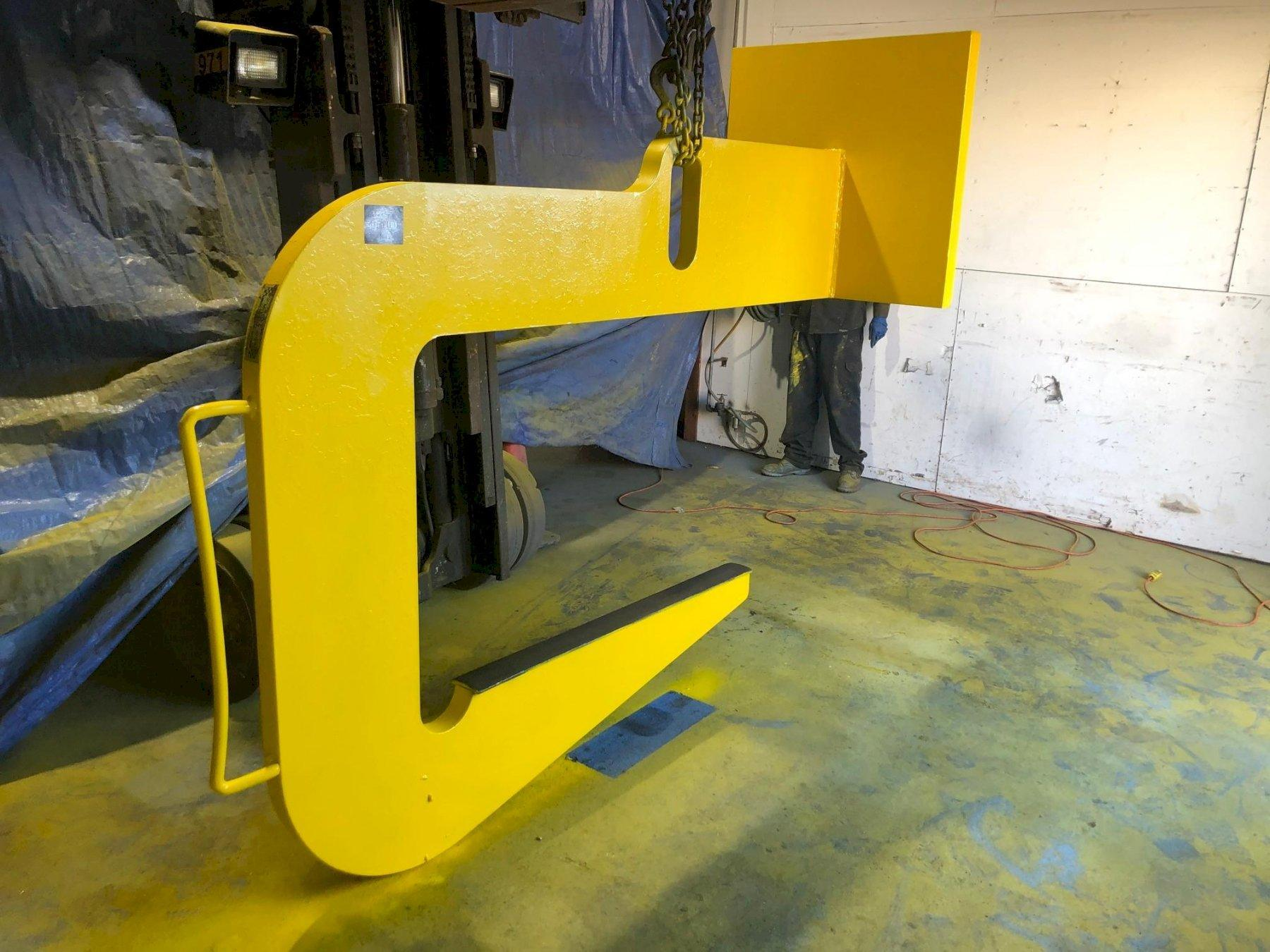 "40,000 LB. X 60"" MOTIVATION COIL HOOK"