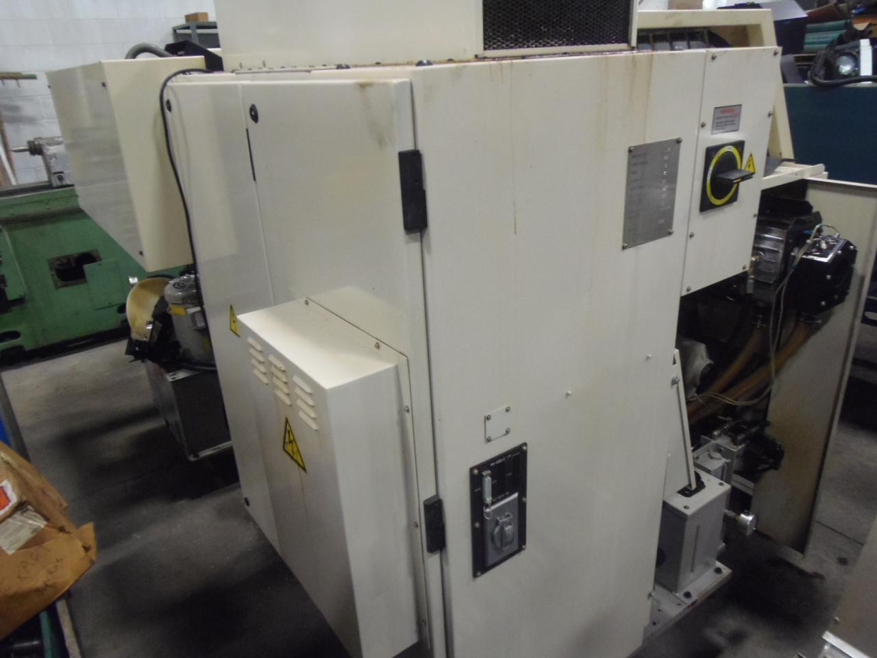 "OKUMA CADET CNC LATHE, MODEL LNC-8, 8"" KITAGAWA CHUCK,"
