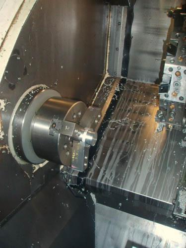 OKUMA CROWN BIG BORE, OSP U10L CNC