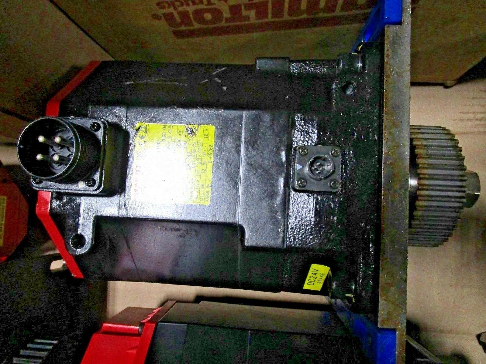 Fanuc Servo Motor A06B-0243-B300