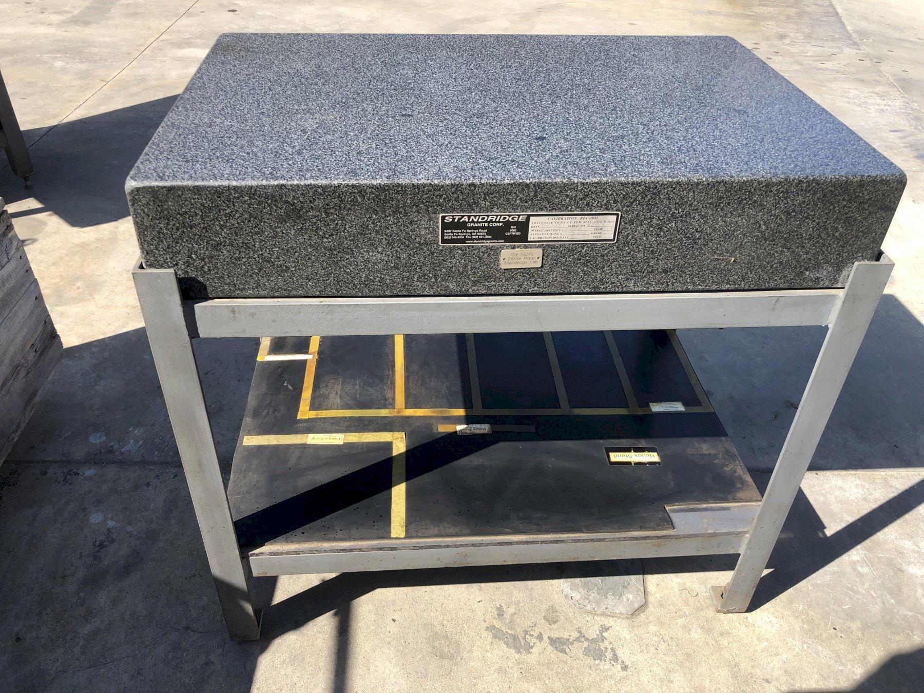 Standridge Surface Granite Plate 36