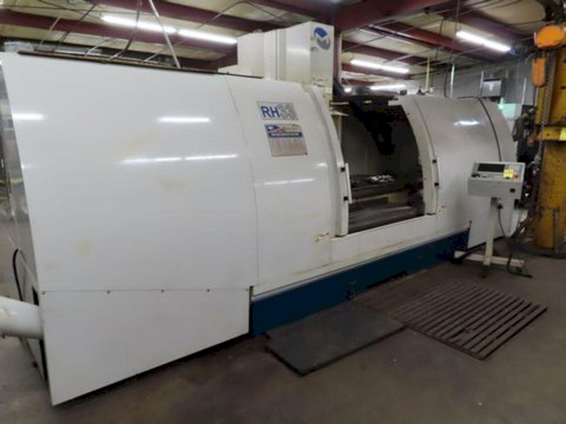 MILLTRONICS RH 33 SERIES F 3-AXIS CNC VERTICAL MACHINING CENTER