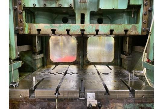 150 ton Minster P2-150-54 Piece-Maker Straight Side Press, New 1981