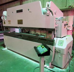 "100 Ton x 120"" ACCURPRESS 710010 Hydraulic Brake Press, ETS Back Gauge 1 Axis, Ready to ship."