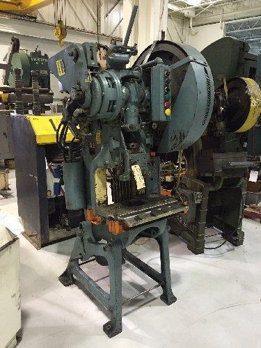 20 Ton PERKINS Model# 351-B, OBI Press