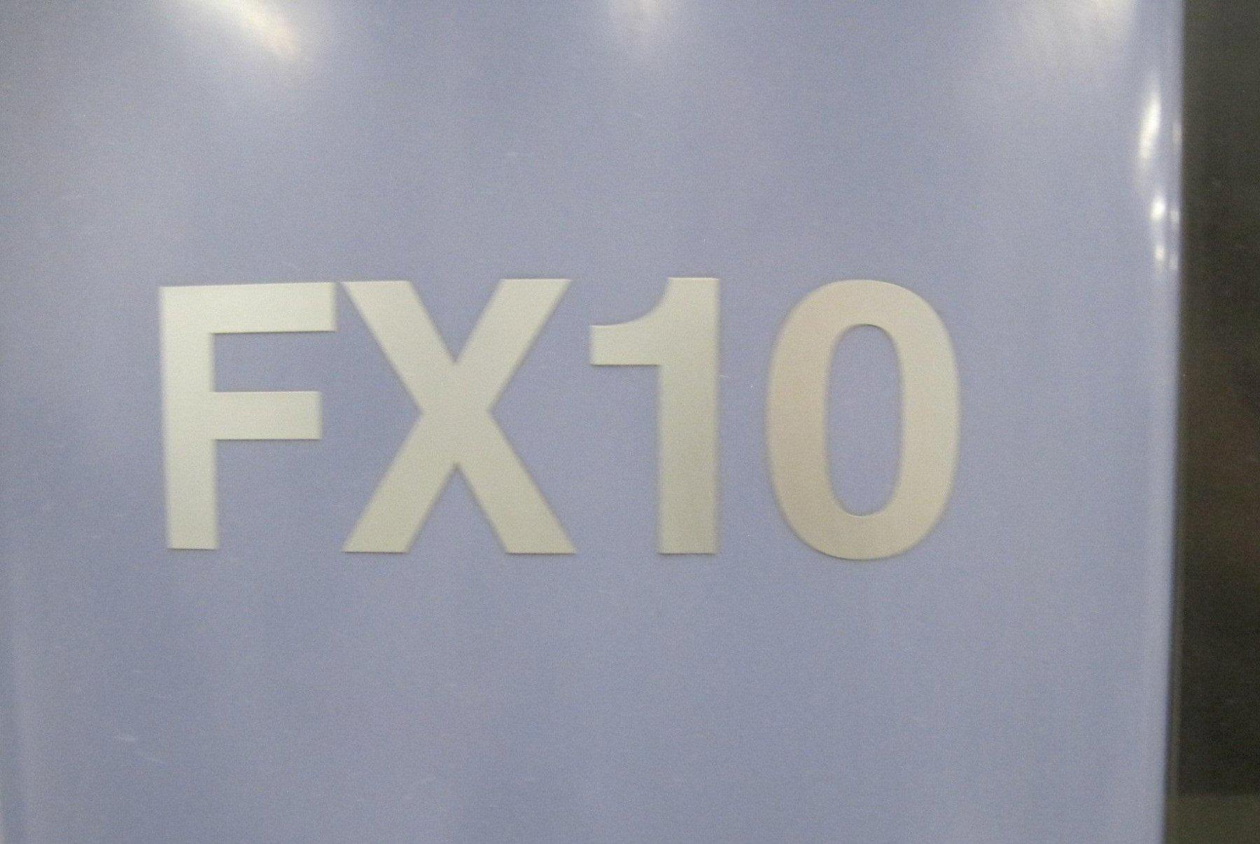 Mitsubishi FX-10 5-Axis Wire EDM Machine