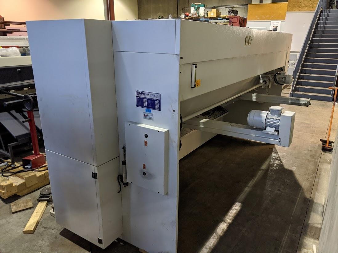 ECCO-MVD B06-3100 Hydraulic Shear