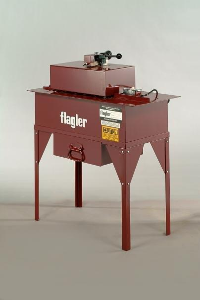 22 Ga. New Flagler Pittsburgh Machine Portable