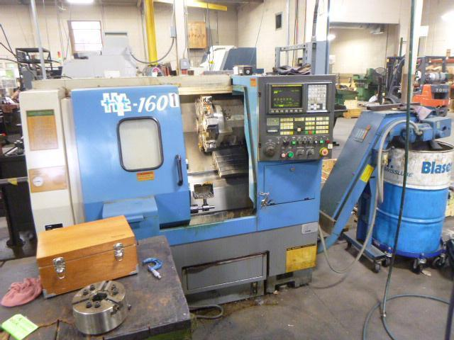 Hyundai Model HIT-160 CNC Turning Center
