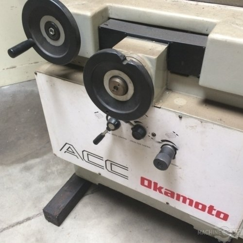 OKAMOTO ACC-820-DX Reciprocating Surface Grinders