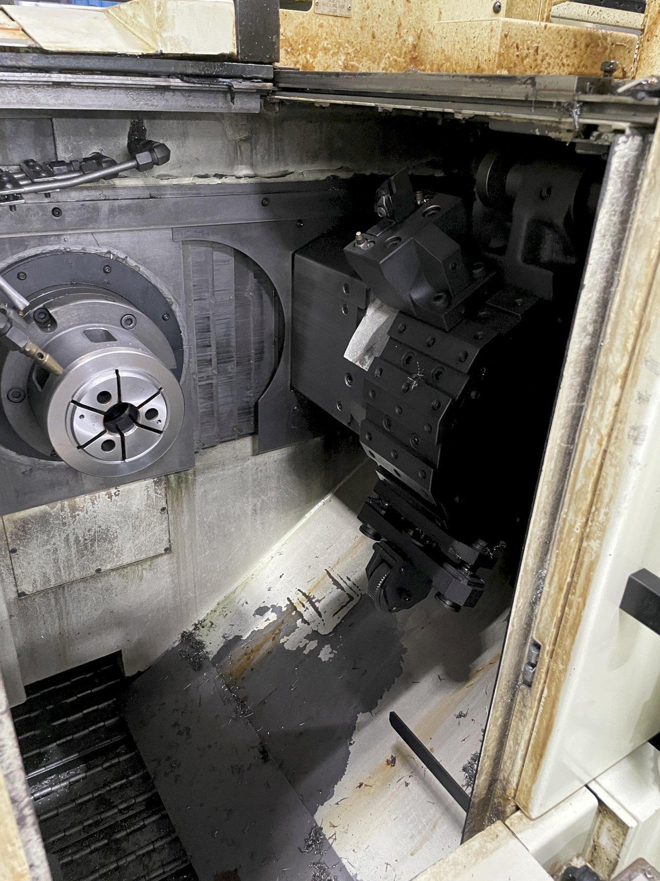 Okuma 2SP-150H CNC Lathe