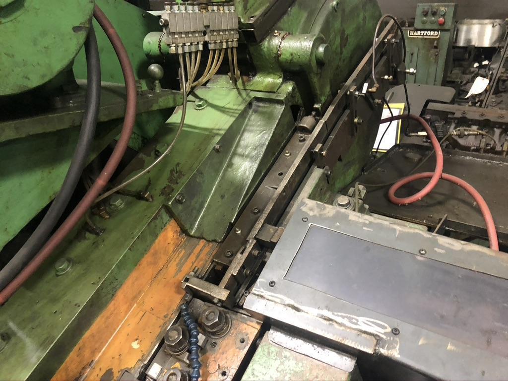 Waterbury Farrel Model #20 Heavy Frame Incline Thread Roller
