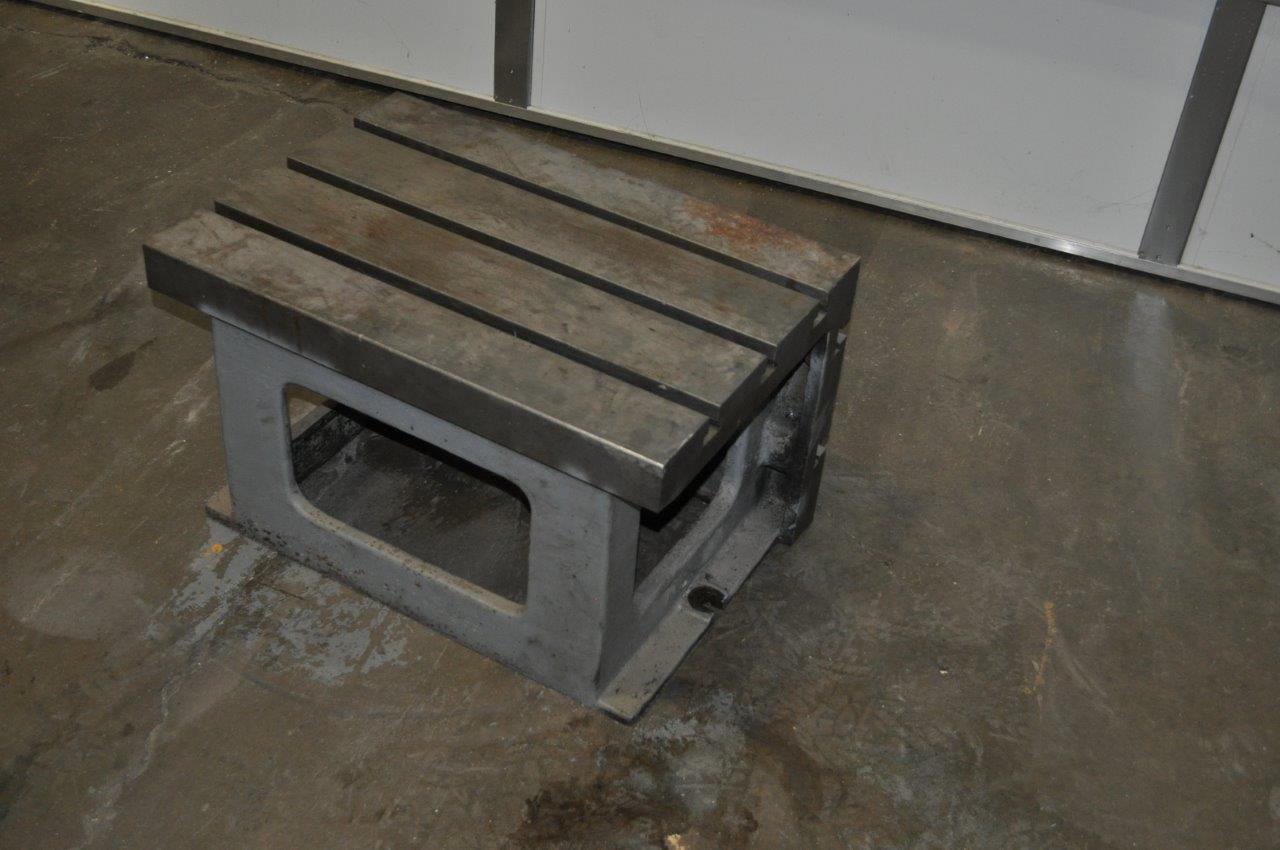 Carlton Radial Drill Table